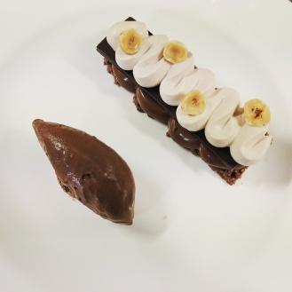 Dessert au chocolat